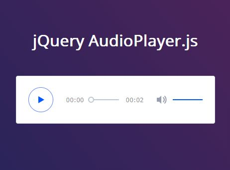 Cross Platform HTML5 Audio & Video Player For jQuery
