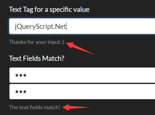Conditionally Show/Hide Elements With jQuery - Display If