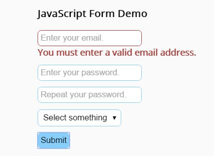 Login form validation plugin with jquery and bootstrap | free.