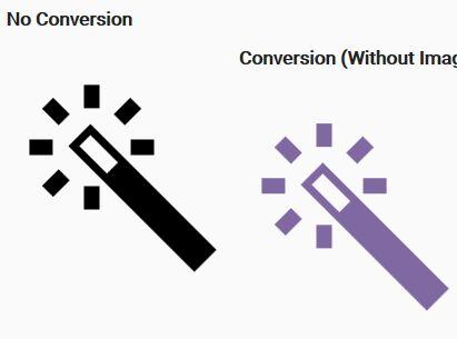 Convert SVG Images Into Inline SVG Elements - jQuery SVG Convert