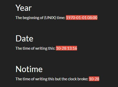 Convert Unix Timestamp Into Datetime - jQuery TimeElement