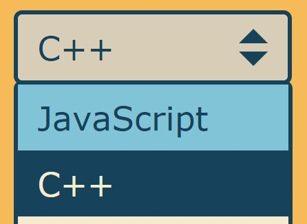 Cool jQuery Based Select Box Replacement - fancyspinbox