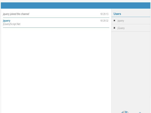Create A Chat Room Anywhere Using jQuery and PHP - phpfreechat