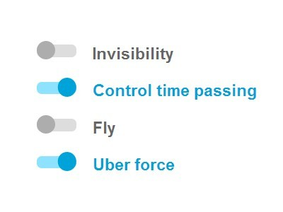 Create Flat Smooth Toggle Switches with jQuery and CSS3