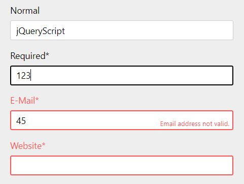 Create And Handle HTML Forms With jQuery Reform.js Plugin