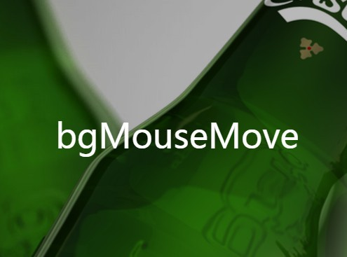 Create Interactive Moving Objects with jQuery and CSS3 - bgMouseMove