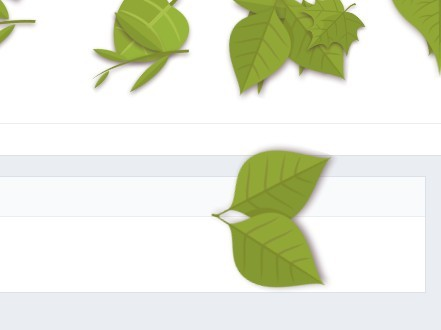 Create Leaves Falling and Rotating Effects with jQuery and CSS3