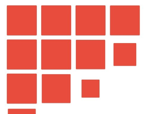 Create Material Design Hierarchical Timing Transitions with jQuery and CSS3