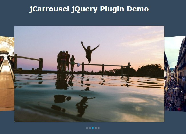 Creating A 3D Image Carousel / Rotator with jQuery and CSS3 - jCarrousel