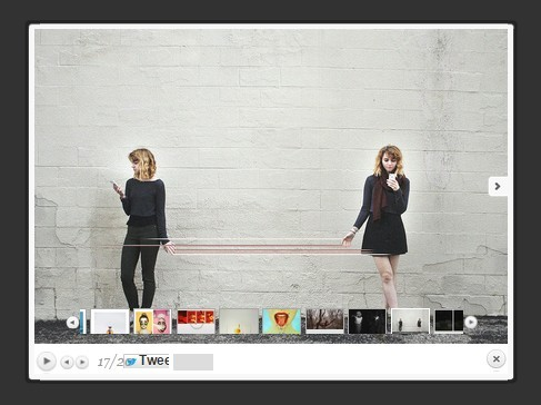 Creating A Beautiful Flickr Gallery with jQuery