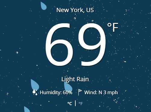 Simple Weather Plugin with jQuery - simpleWeather | Free