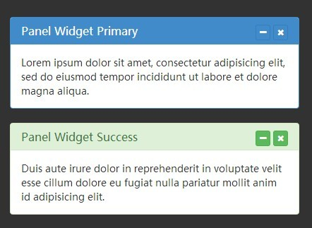 Creating Collapsible Bootstrap Panels with jQuery | Free jQuery ...