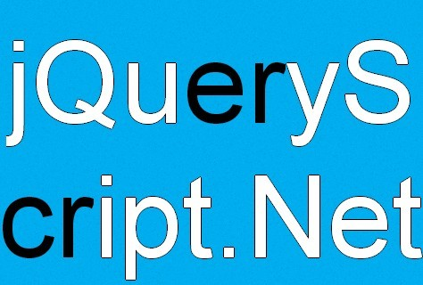 Creating Simple Text Animations with jQuery FunnyText Plugin