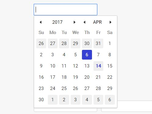 Cross-browser Date & Time Selector For jQuery - dateTimePicker