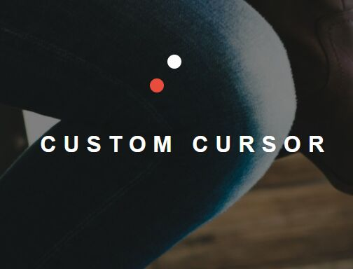 Custom Circle Cursor With jQuery And CSS3