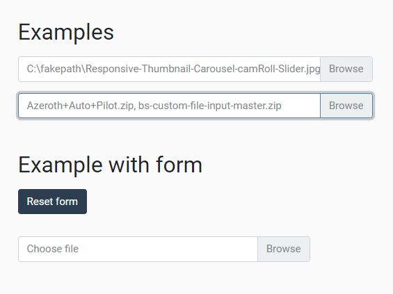 Beautiful jQuery File Upload Plugin with Bootstrap | Free