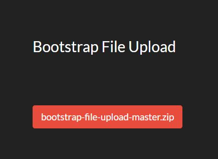 Custom File Input Plugin For Bootstrap 2/3/4