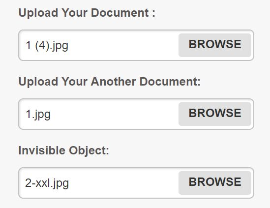 Cross-browser Custom File Input Plugin For jQuery | Free