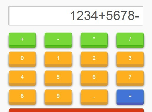 jQuery Calculator Plugins | jQuery Script