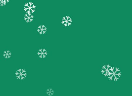 Simple Falling Snow Effect with jQuery and CSS3 - let-it