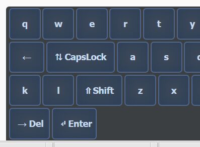 Customizable Virtual Keyboard With jQuery And Bootstrap
