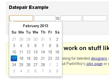 Customizable jQuery Timepicker Plugin - timepicker