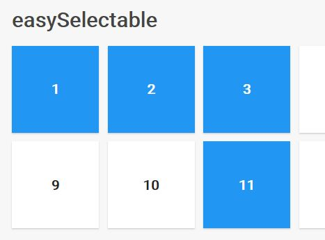 Visual DOM Selection Plugin With jQuery - easySelectable