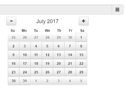 Feature-rich Datatime Picker Plugin With jQuery - JTSage-DateBox