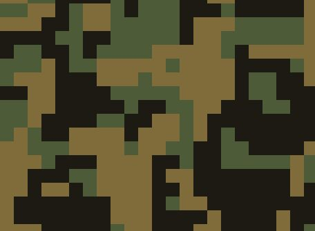 Digital Camo Background Generator With Jquery And Svg Acufy Js