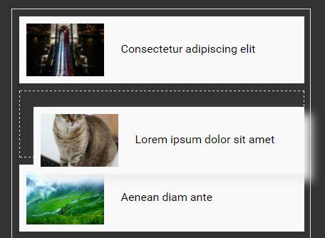 Simplest Drag To Sort Plugin For jQuery - drag-sort