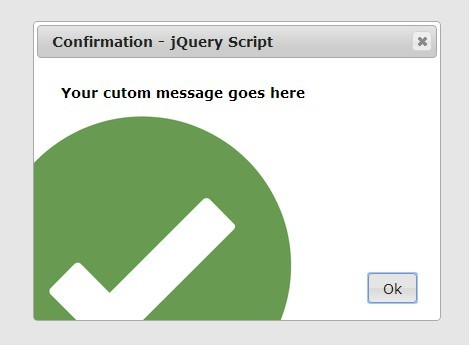 Draggable Dialog Plugin with jQuery and jQuery UI - dAlerta