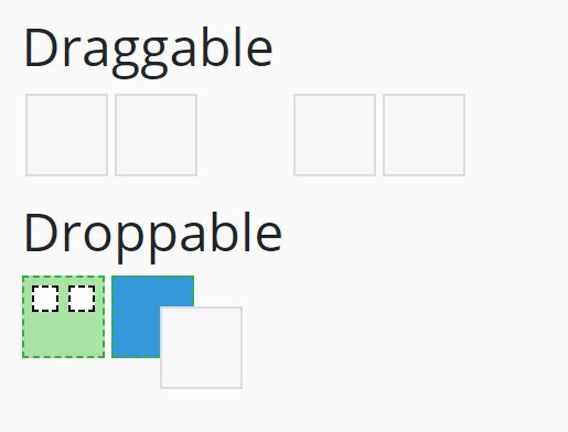 Touch-friendly Draggable & Sortable Plugin - jQuery Touch-dnd