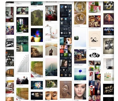 Pinterest-Like Dynamic Grid Layout In JavaScript - Wookmark