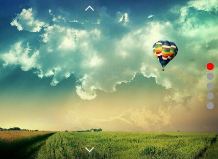 dynamic horizontal vertical image slider plugin slidebox