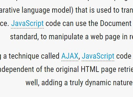 Dynamic Word Definition Plugin With jQuery - Underlined Definitions