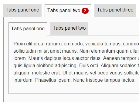 Easy Accessible jQuery Tabs Plugin - accTabs