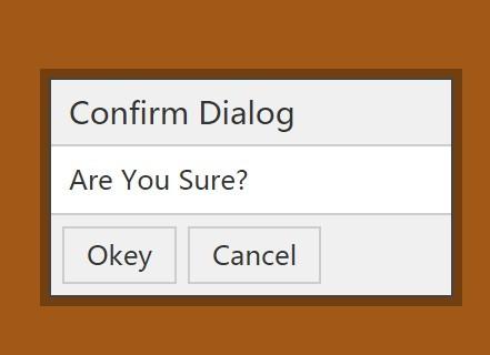 Easy Cross-browser jQuery Dialog Popup Plugin - Vmc Dialog