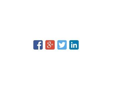 Easy Custom Social Share Plugin with jQuery - Sharer