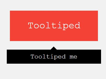 Easy Customizable Tooltip Plugin For jQuery - Tooltiper.js
