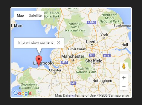 Easy Google Maps Embedding Plugin With jQuery - Mapify