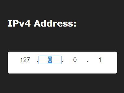 jQuery IP Address Plugins | jQuery Script