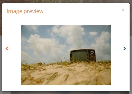 Easy Image Lightbox Plugin with jQuery and Bootstrap - bootstraplightbox