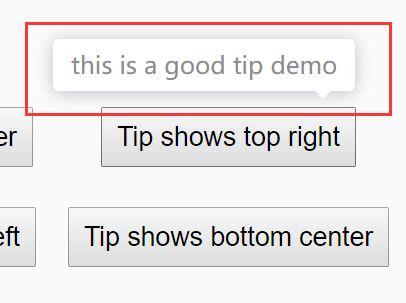 Easy Lightweight Tooltip Popup Plugin For jQuery - tip.js