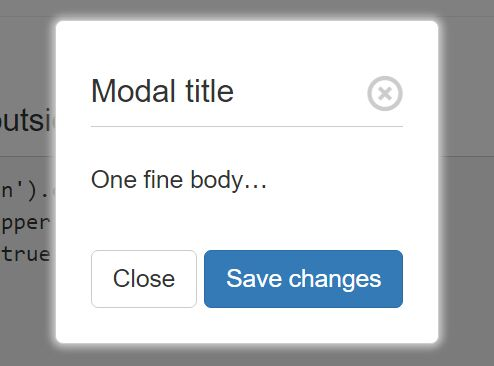 Easy Modal Popup Plugin with jQuery and Bootstrap Styles - popItUp