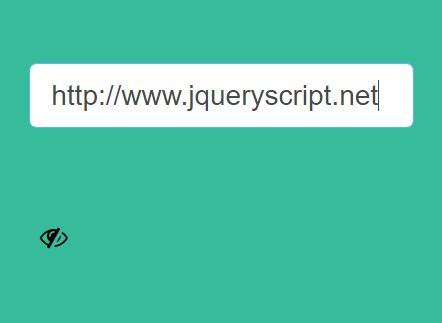 Easy Password Visibility Toggle Plugin For jQuery - password-toggle-input.js