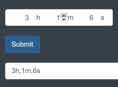 Easy Responsive jQuery Duration Picker Plugin - duration-picker.js