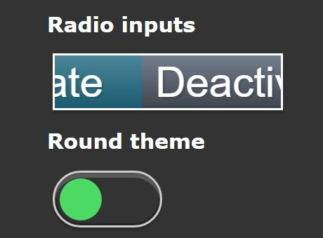 Easy Sliding Toggle Switch Plugin For jQuery - C-Switch