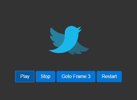 Easy Sprite Animation Using jQuery and Html5 Canvas - spriteAnimate
