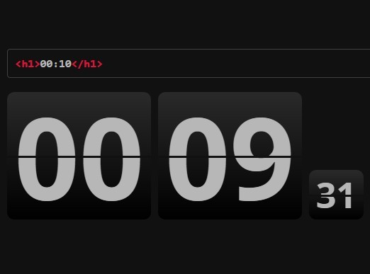Easy & Styleable jQuery Countdown Plugin - Countdown.js