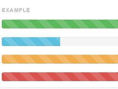 Easy jQuery Progress Bar Timer Plugin For Bootstrap 3 - progressTimer